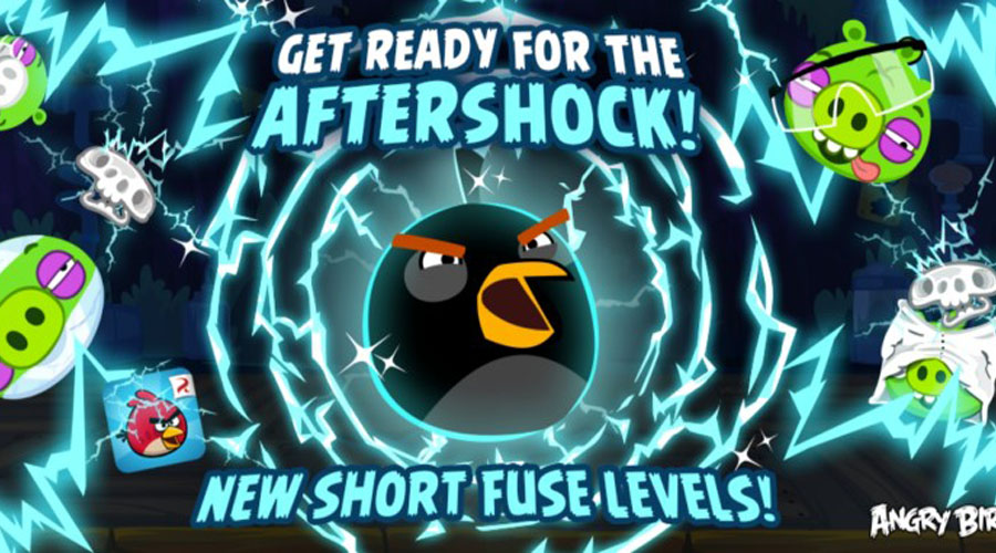Angry Birds aftershock