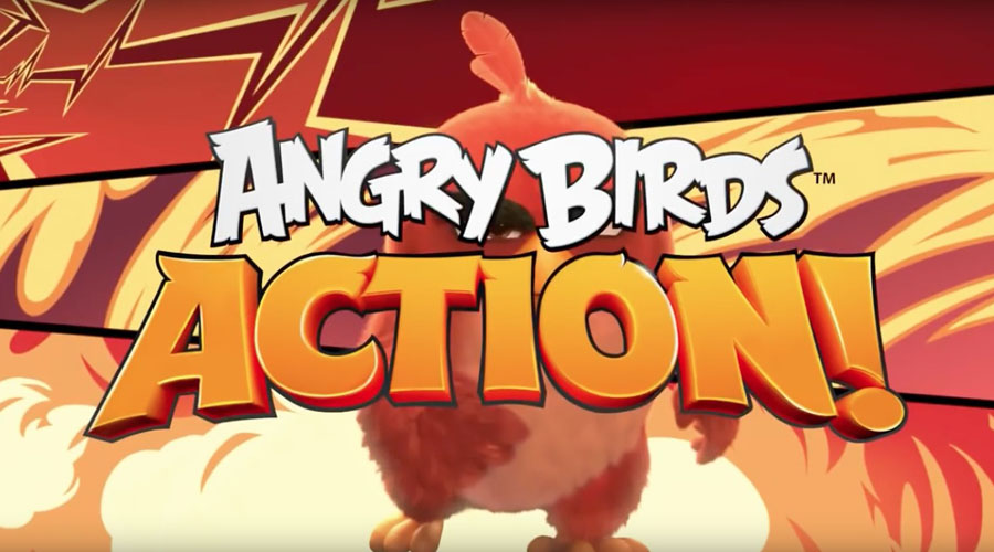 Angry Birds Action