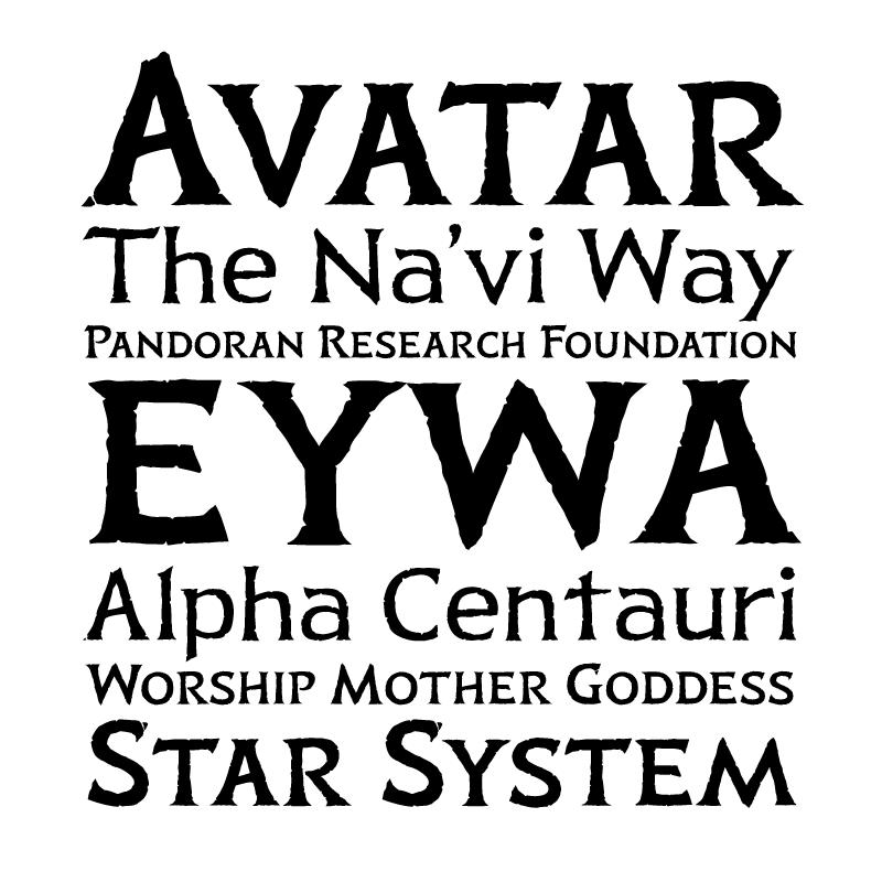 Avatar samples