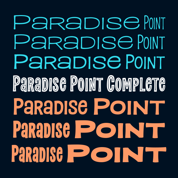 Paradise Point complete