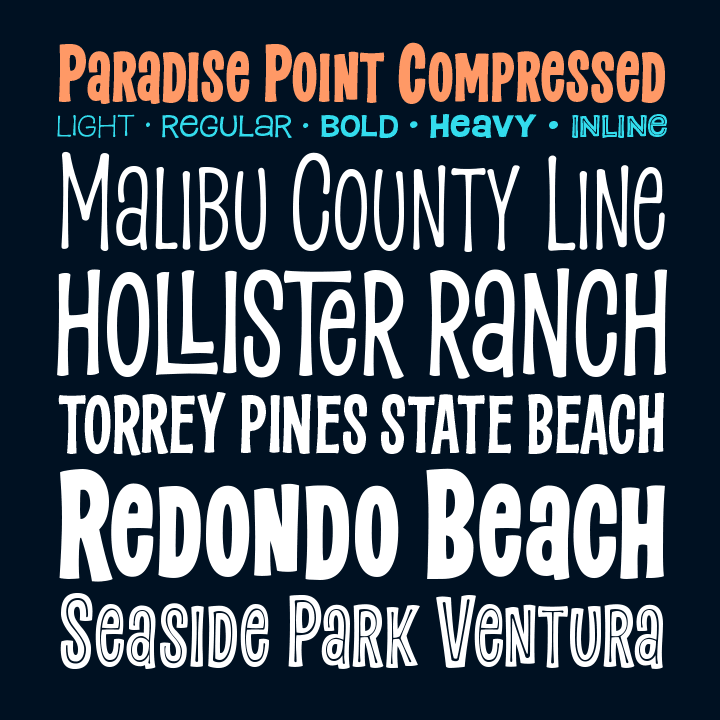 Paradise Point Compressed