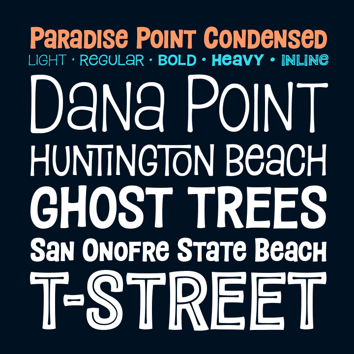 Paradise Point Condensed