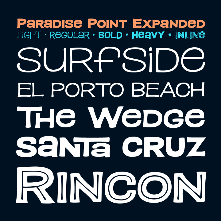 Paradise Point Expanded