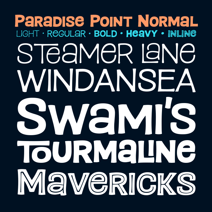 Paradise Point Normal