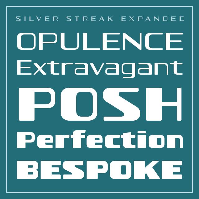 Silver Streak Expanded
