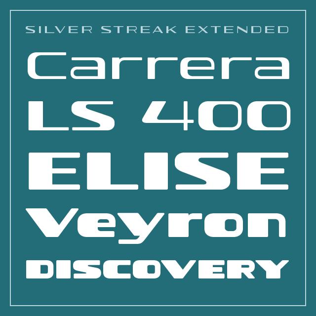 Silver Streak Extended