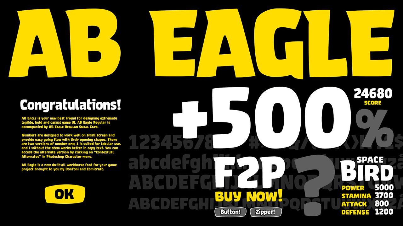 AB Eagle promo