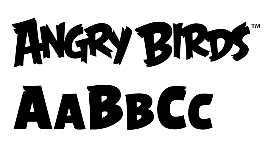 AB Flock logo letters