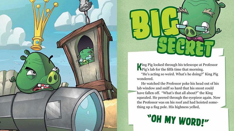 Bad Piggies book