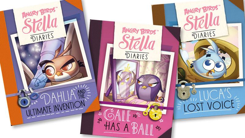 AB Stella books