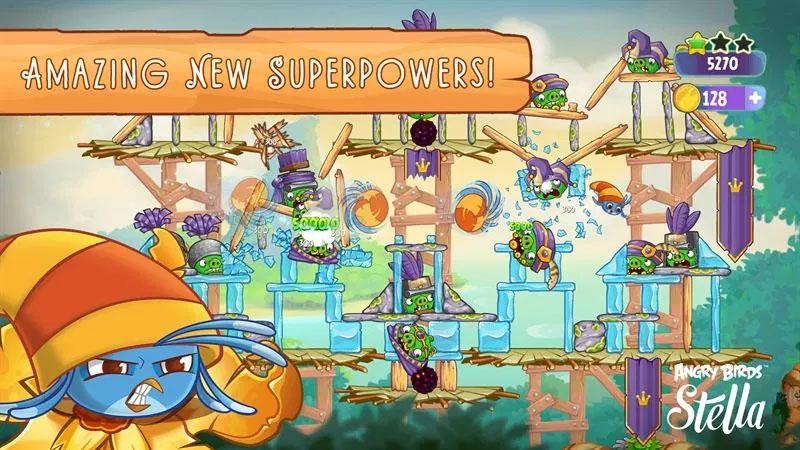AB Stella superpowers