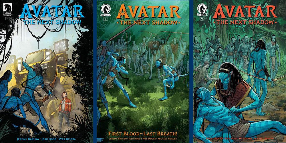 Avatar comics