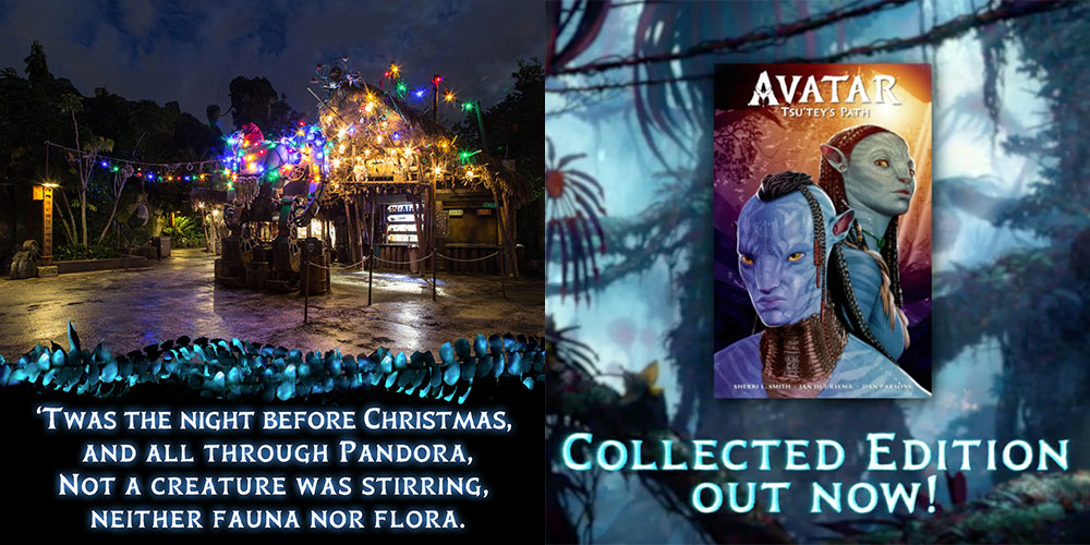 Avatar xmas & collected