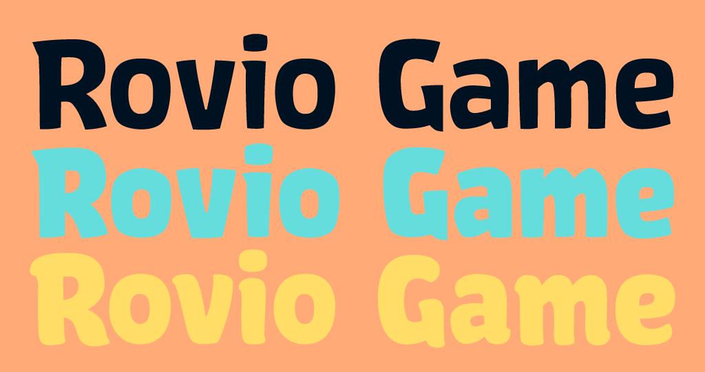 Rovio Game