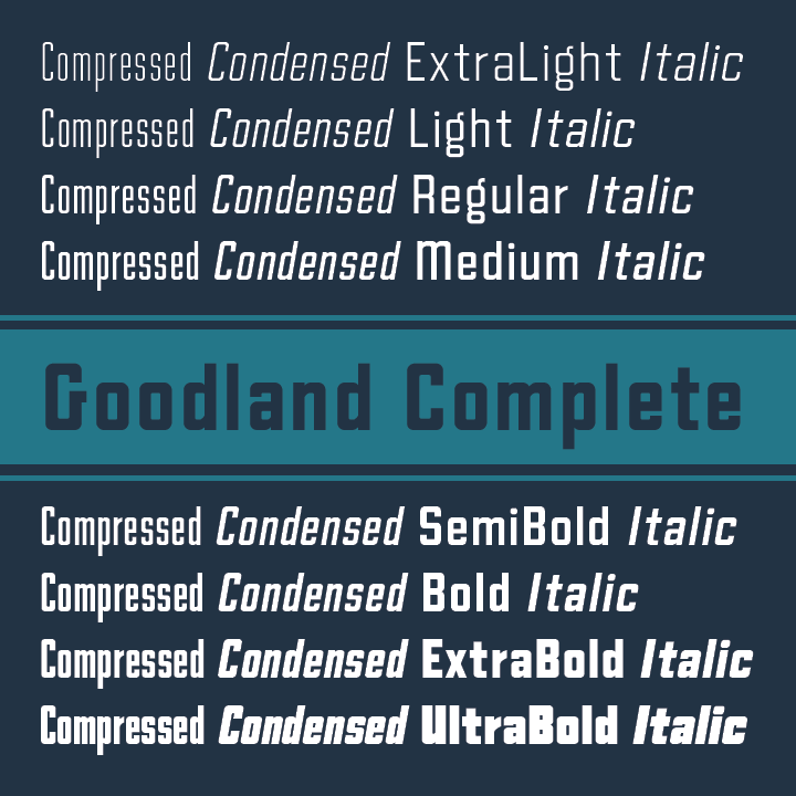 Goodland complete