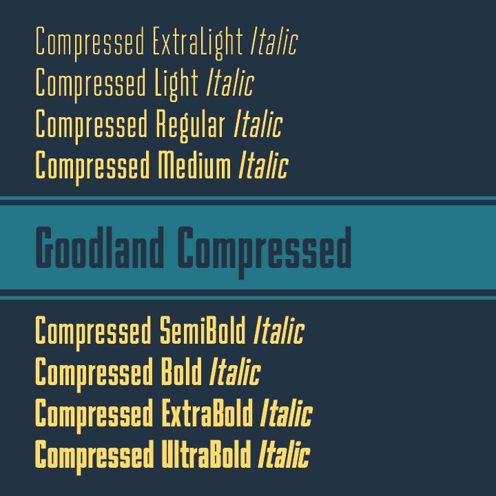 Goodland compressed